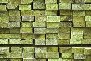 different types of lumber