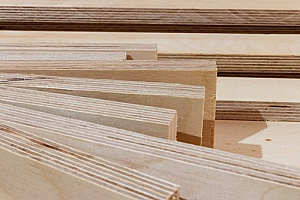 plywood that comes in different sizes